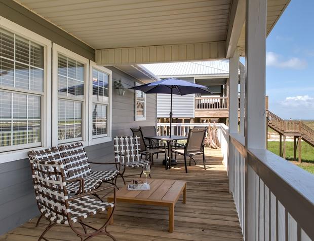Outdoor Furnishing Dauphin Island Beach House