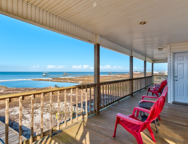 Get Away at the Bay House on Dauphin Island