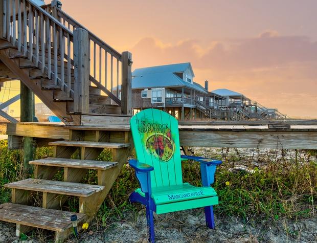 A Seat for Everyone Dauphin Island