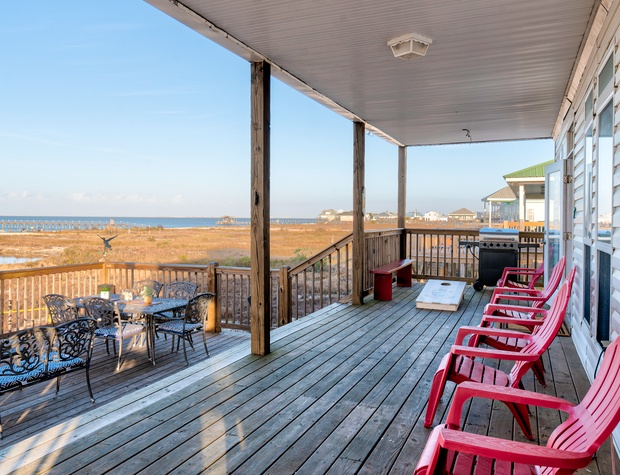 Bay House Dauphin Island Beach Rental