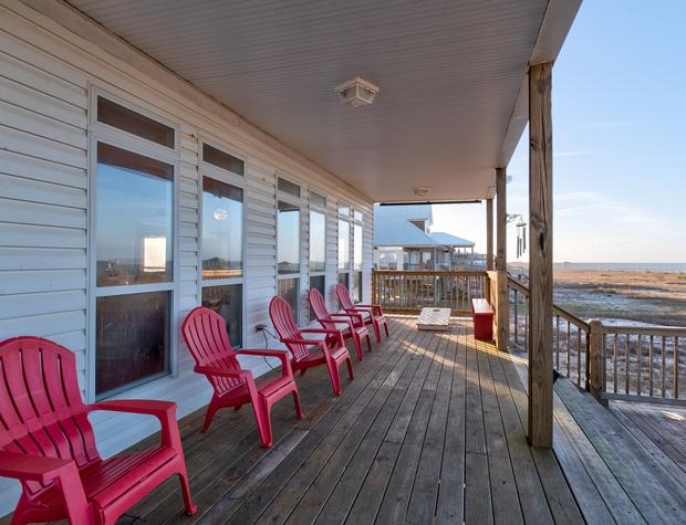 The Bay House Dauphin Island Vacation Home