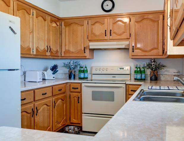 Saltaire Kitchen Dauphin Island Vacation Home