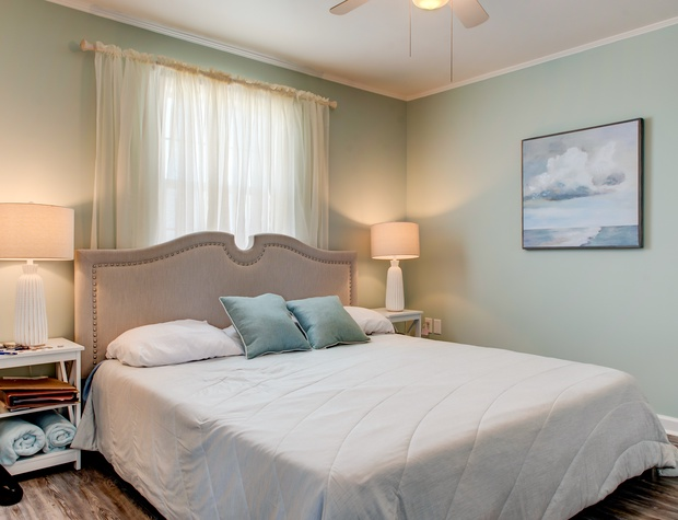 Master Bedroom Saltaire Beach House