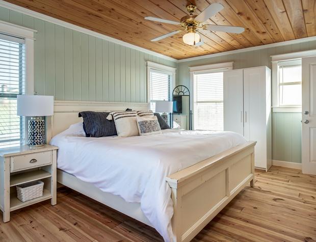 NE Master Bedroom The Bay House Dauphin Island