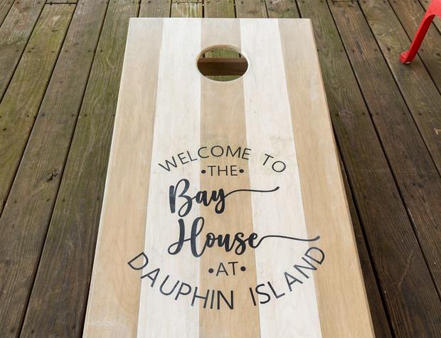Fun and Games on Dauphin Island