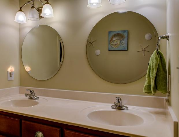 La Retraite Double Vanity Master Bath