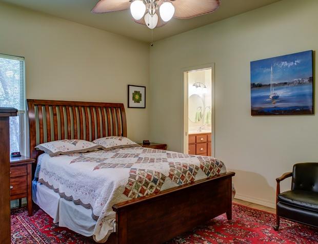Master Bedroom La Retraite