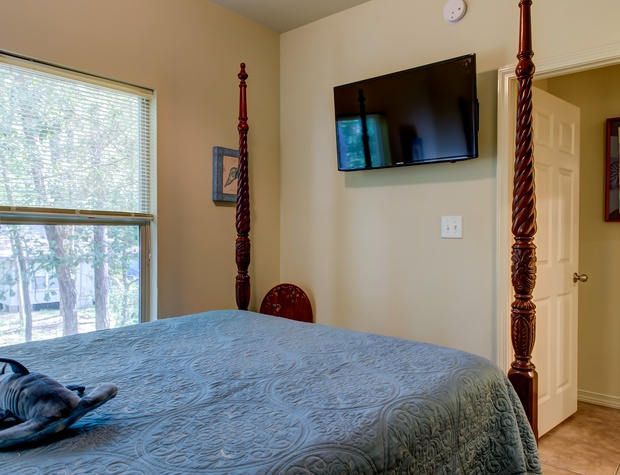 2nd bedroom La Retraite