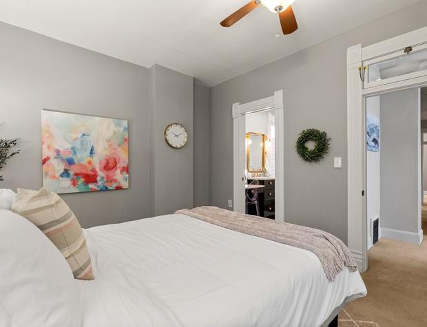 Primary Bedroom with Ensuite Bathroom