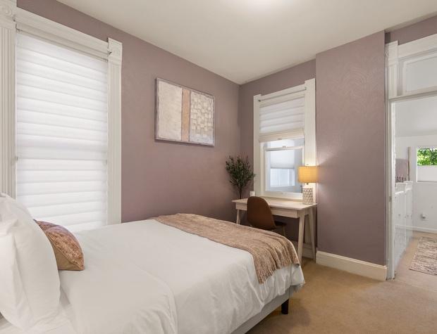 Full-Size Bed in Bedroom 3