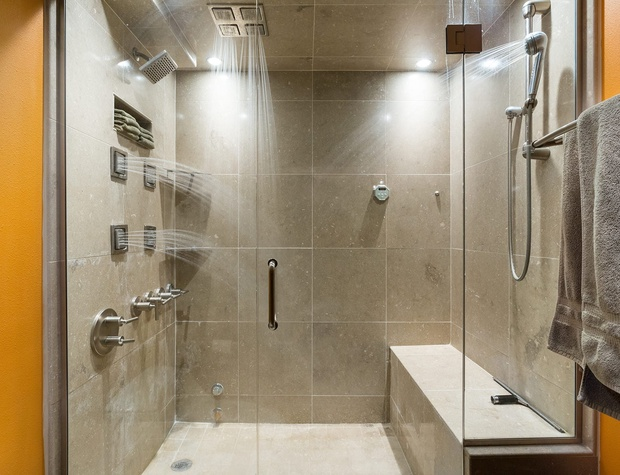 10 Shower Heads With Steam Shower
