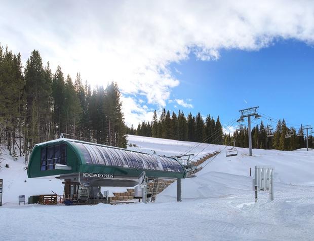Copper Mountain Lift