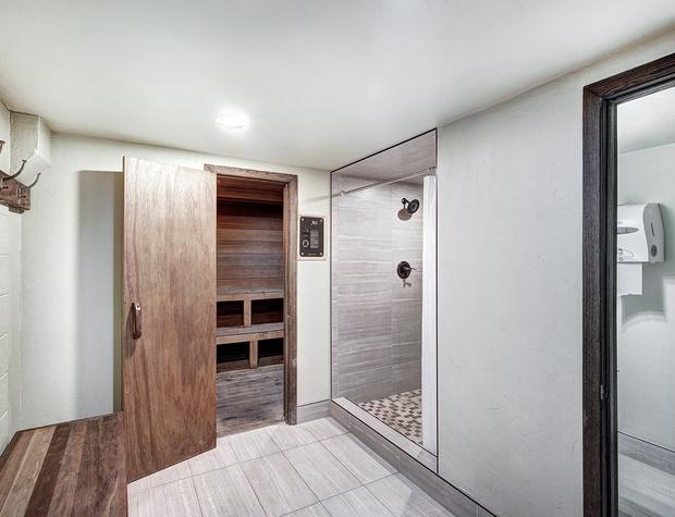 Sauna in Complex