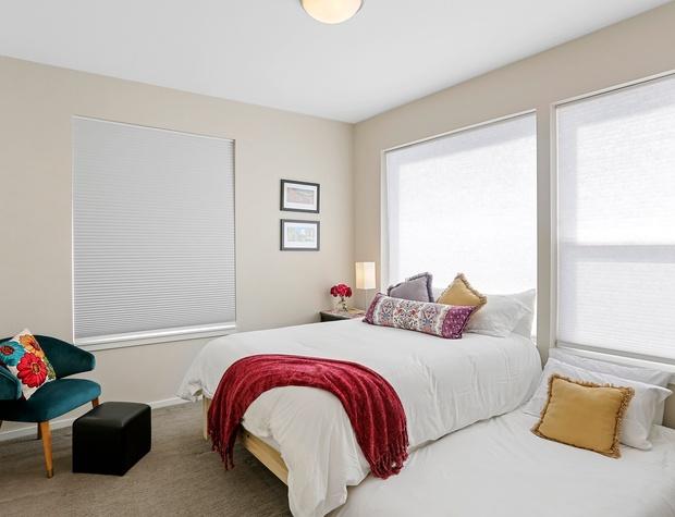 Queen Bedroom with Ensuite Bathroom