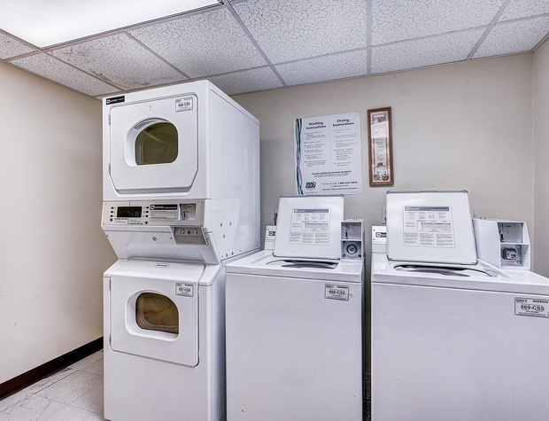 Laundry Facility in Complex
