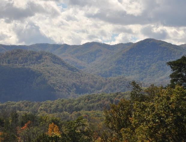 Enjoy Smoky Mountain Views