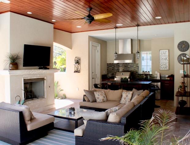 Casa del Sueno | Outdoor Living Area