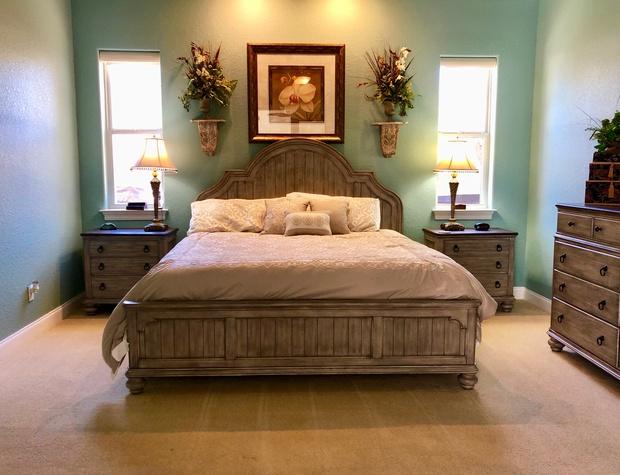Villa Ana Capri | Master Bedroom
