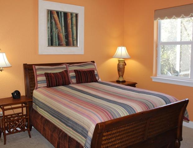 Villa Ana Capri | Guest Bedroom