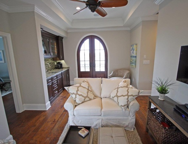 Casa del Sueno | 2nd Floor living area