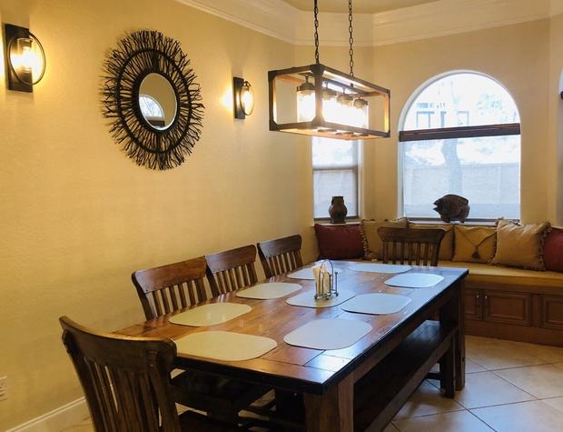 Villa Ana Capri | Dinning Room
