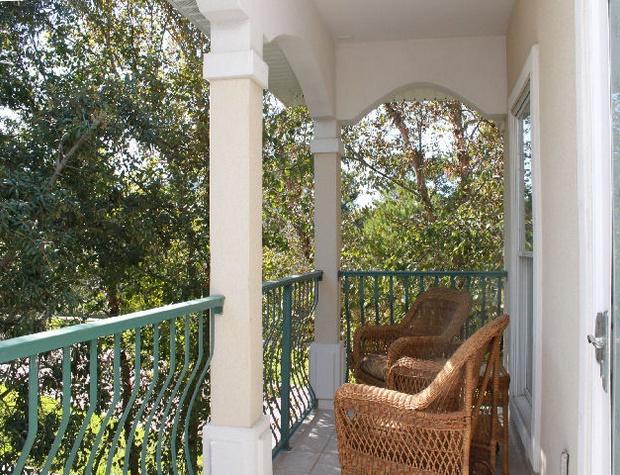 Loft in Paradise | 2nd Floor Master Balcony