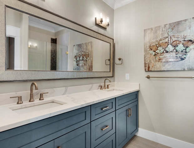 Lakeside Rendezvous | 2nd Floor Master Bath