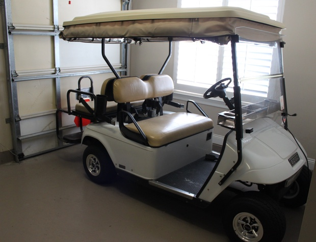 Das Beach Haus - Included Street Legal Golf Cart