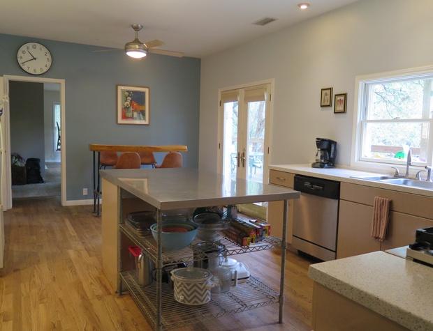 Inn Keepers Cottage Kitchen 2