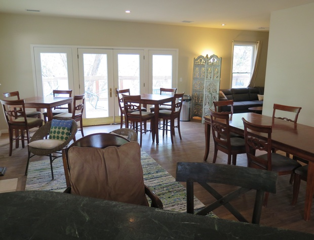 Inn Keepers Cottage Dining room 2