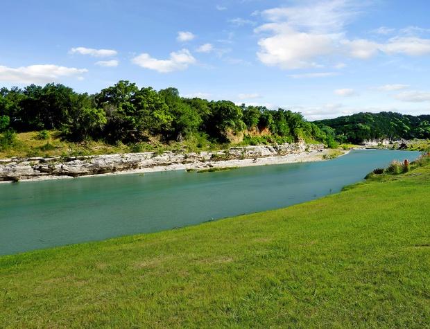 Amazing river access