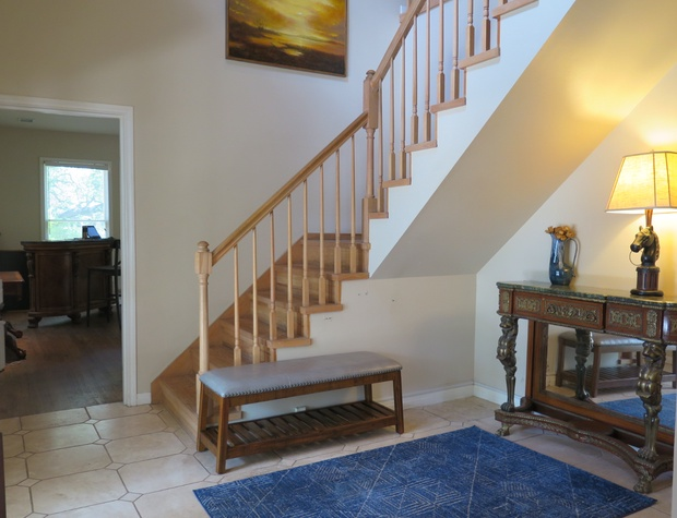 Inn Keepers Cottage Foyer