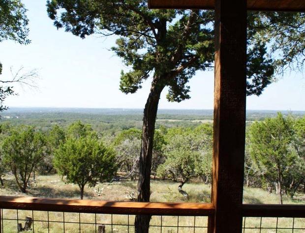 Wooded or Iconic Hill Country Views - Ruby Cabin has them all!