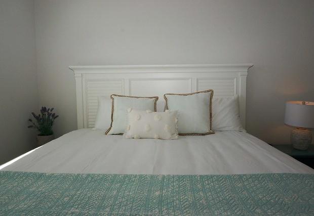 Bedroom 4 bed