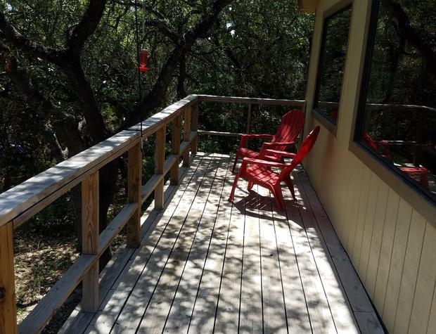 Serene Deck