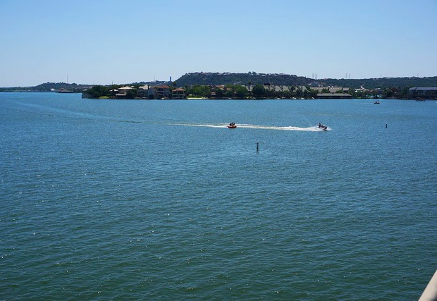 Lots of fun activities available on the lake
