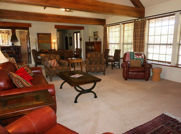 Inviting living area with plenty of seating