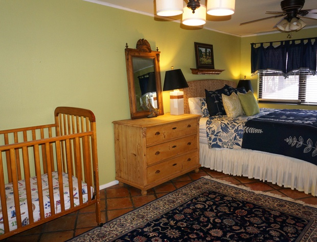 Second bedroom in this wing