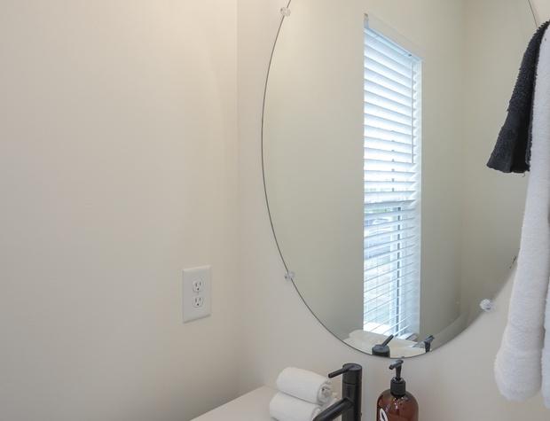 Half Bathroom on First Level