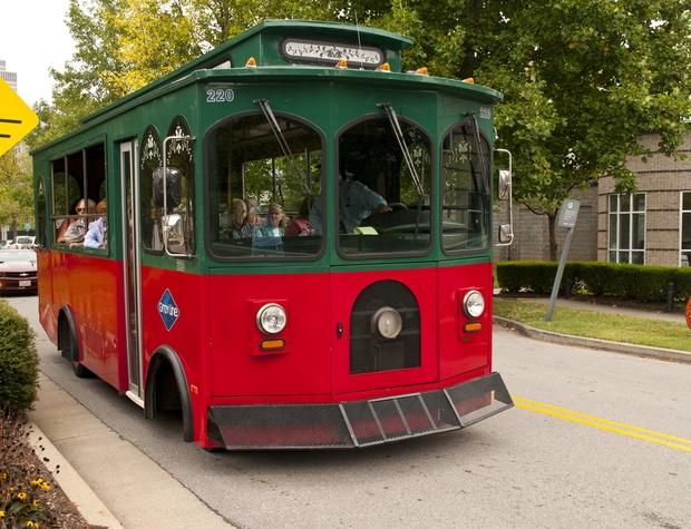 Nashville Trolley.