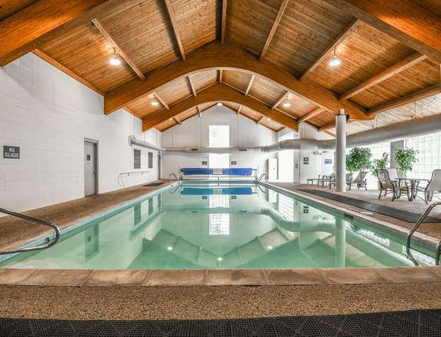 Big Indoor Pool