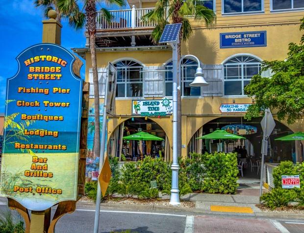 Anna Maria Island Bridge Street