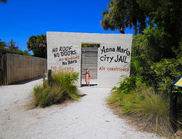 The Anna Maria Island City Jail