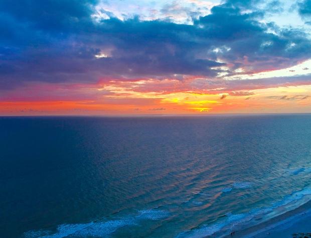 Anna Maria Island Beach Waves