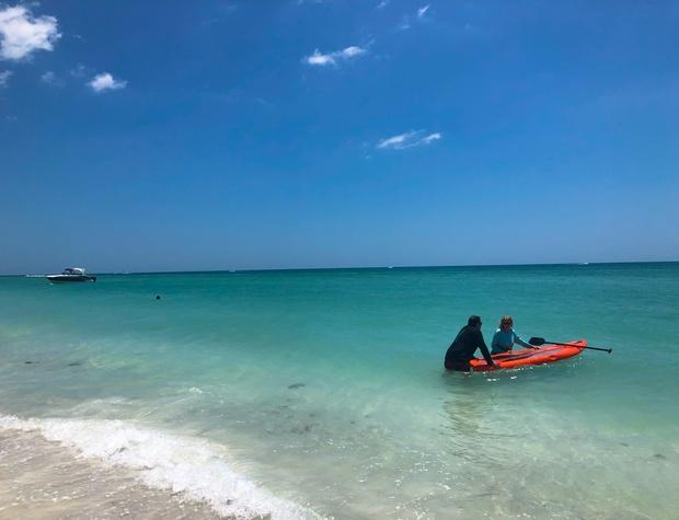 Anna Maria Island Runaway Tropical Escape