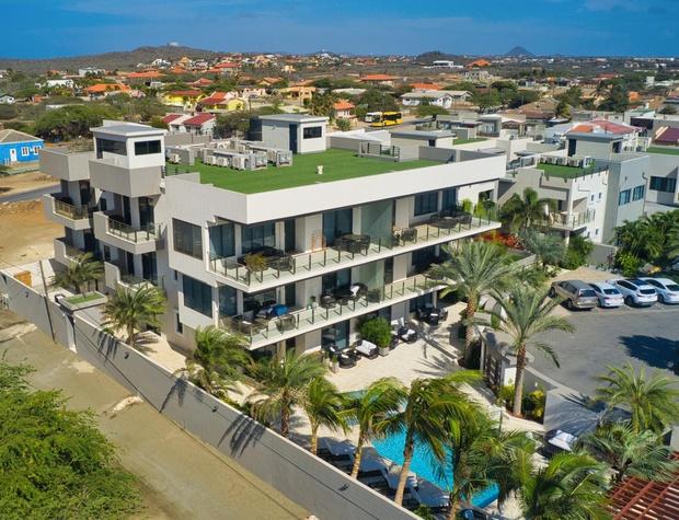 Aruba Oasis Caribbean Tropical Escape