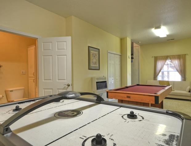 Basement Gameroom