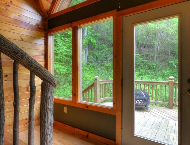 Side Porch Entrance