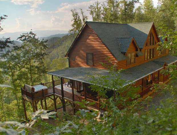 Brown Bear Lodge big view