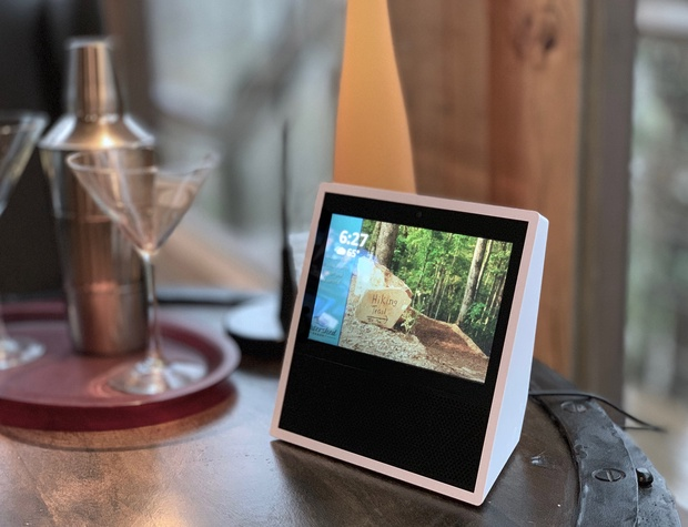 Amazon Echo Show - plays music, answers questions
